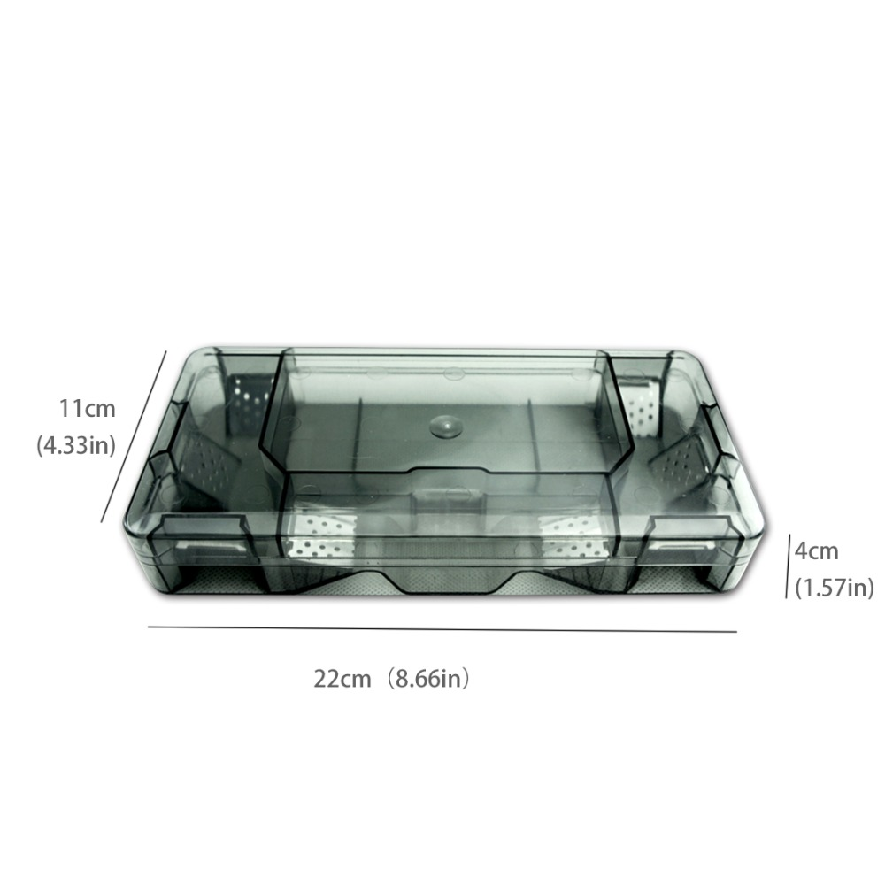 Image 4 - 2pcs Reusable Effective Cockroach Trap Box Reusable Cockroach Roach Catcher Cockroach Killer Bait Traps Pesticide for Kitchen-in Traps from Home & Garden