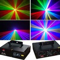 Professional 600mW High quality RGB dj lighting DJ equipment stage lighting dj disco bar club laser lights