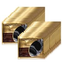 10PC 5Pair Crystal Collagen Eye Mask