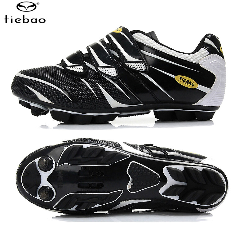 TIEBAO Carbon Nylon-fibreglass Teibao Brand Mountain Bike Shoes MTB Sports Ciclismo Shoes Riding Bicycle  Athletic Cycling Shoes scoyco motorcycle riding knee protector extreme sports knee pads bycle cycling bike racing tactal skate protective ear