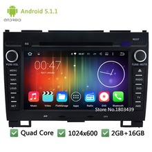 Quad Core 16GB Android 5.1.1 8″ 1024*600 FM Car DVD Player Radio Audio Stereo Screen GPS PC For Great Wall Hover H3 H5 2010-2013