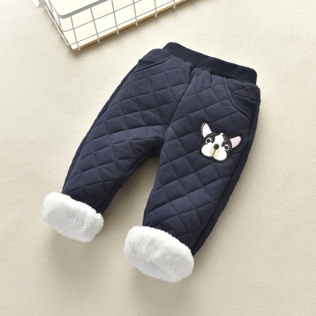 Winter Cotton Trousers 4