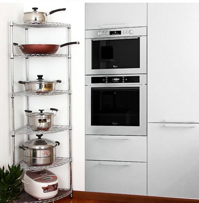 Pot Rack Kitchen Racks. Corner Multilayer POTS With A