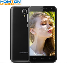 HOMTOM HT3 5,0 zoll Android 5.1 3G Smartphone MTK6580 Quad Core 1,3 GHz 2.5D HD Bildschirm 1 GB RAM 8 GB ROM Dual Kameras GPS Smart Ges