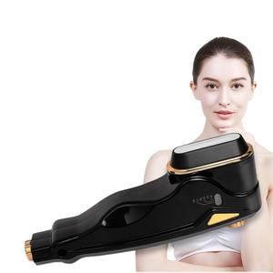 Image 1 - Mini HIFU ultrasónico para rejuvenecimiento de la piel, RF, terapia de belleza facial, eliminación de arrugas, ultrasonido, dispositivo de cuidado de la piel