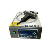 Ultra-sônica máquina de solda portátil tipo placa à prova d' água inteligente ultrasonares máquina de solda 220 V/110 V 1200 W