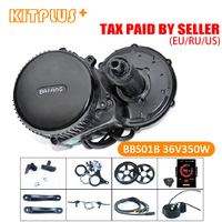 Bafang 36V350W 8Fun BBS01 Mid Drive Bike Motor Electric Bike Conversion Kit 350W Electric Bicycle Motor Bafang 350 36 BBS 01