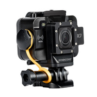 SOOCOO S80 Action Camera Waterproof mini Video Build-in WIFI sport DV sport camera Starlight Night Vision support external mic 1