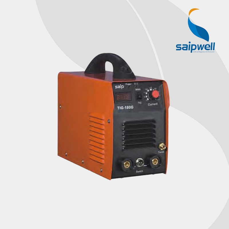 Saipwell for professional welder high efficiency portable tig welding machine TIG 160P for sale ...