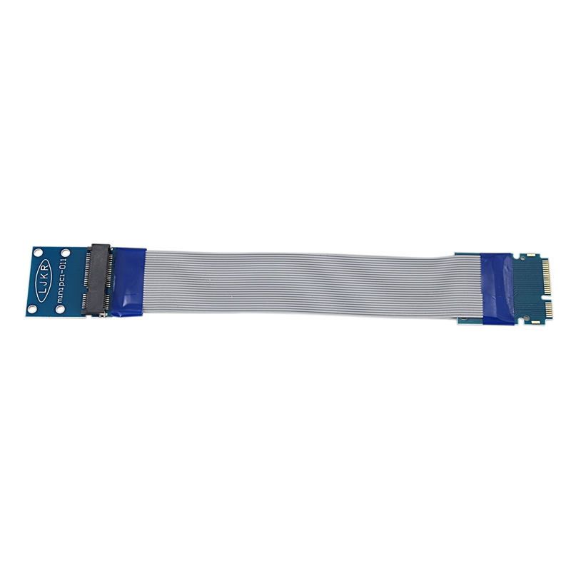Mini Pci-E Extension Cable Computer Wireless Network Card Extension Cable Computer Accessories For Extending 52 Pin Or Msata D