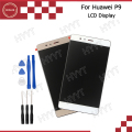 For Huawei P9 LCD Display and Touch Screen With Frame Assembly Repair Part 5.2 inch Mobile Accessories For Huawei P9 +Tools