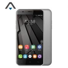 Оригинальный Oukitel U7 плюс 4 г LTE MT6737 Quad Core Android 6.0 смартфон 5.5 дюймов 2 г Оперативная память 16 г Встроенная память 8.0MP отпечатков пальцев сотовый телефон