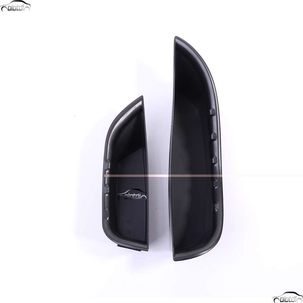 Car Styling Door Handle Storage Box Tray Accessories For LHD For Mercedes Benz W205 C-Class GLC C180 C200 C260 2015-2016 carbon fiber emblem car stickers b column door bumper sticker for mercedes benz c class w205 c180 c200 c300 glc car styling