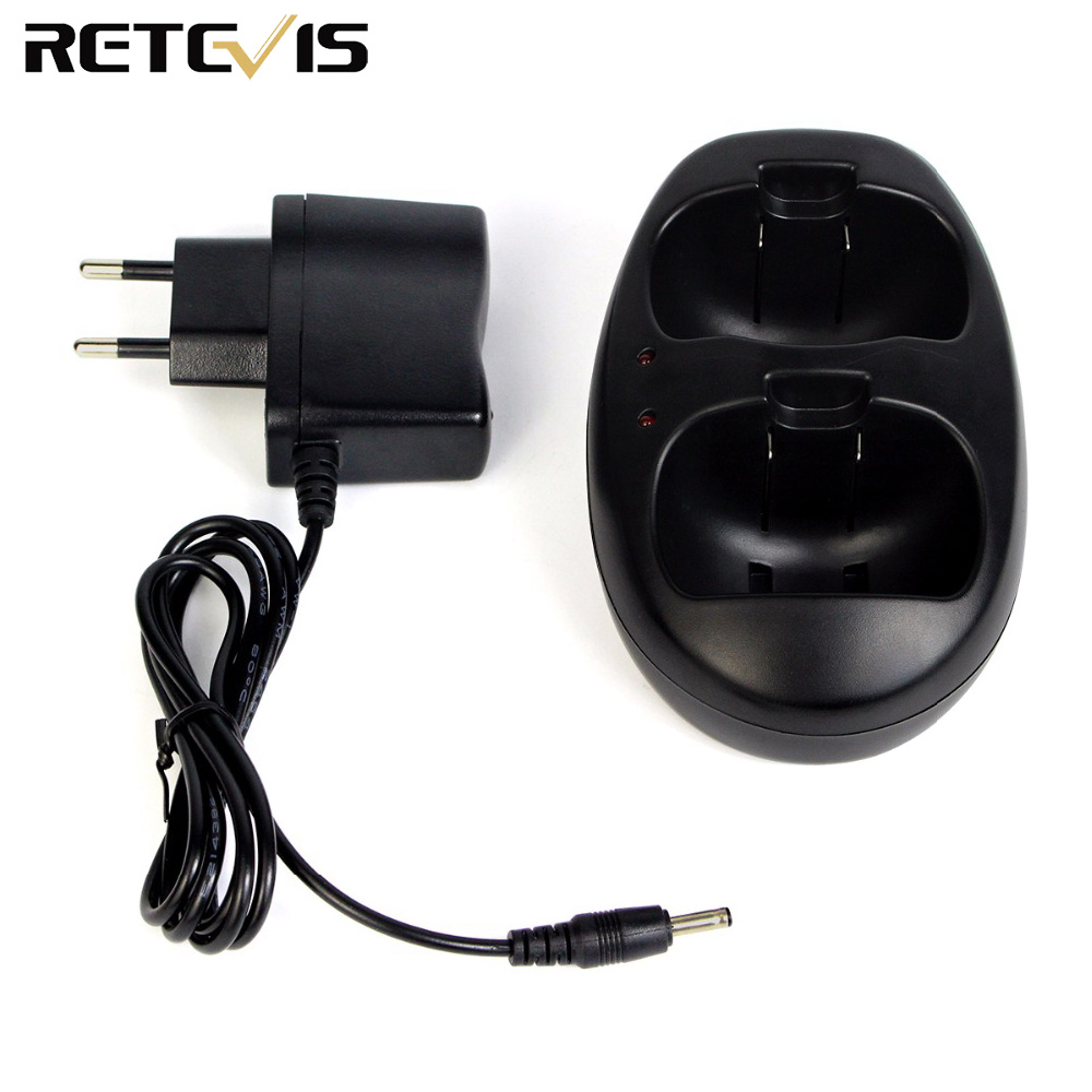 Battery Charger For Kids Radio Retevis RT602 Walkie Talkie Two Way Radio J7120C
