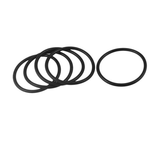 20pcs  53mm x 3.5mm x 46mm Industrial Rubber O Ring Oil Sealing Gaskets