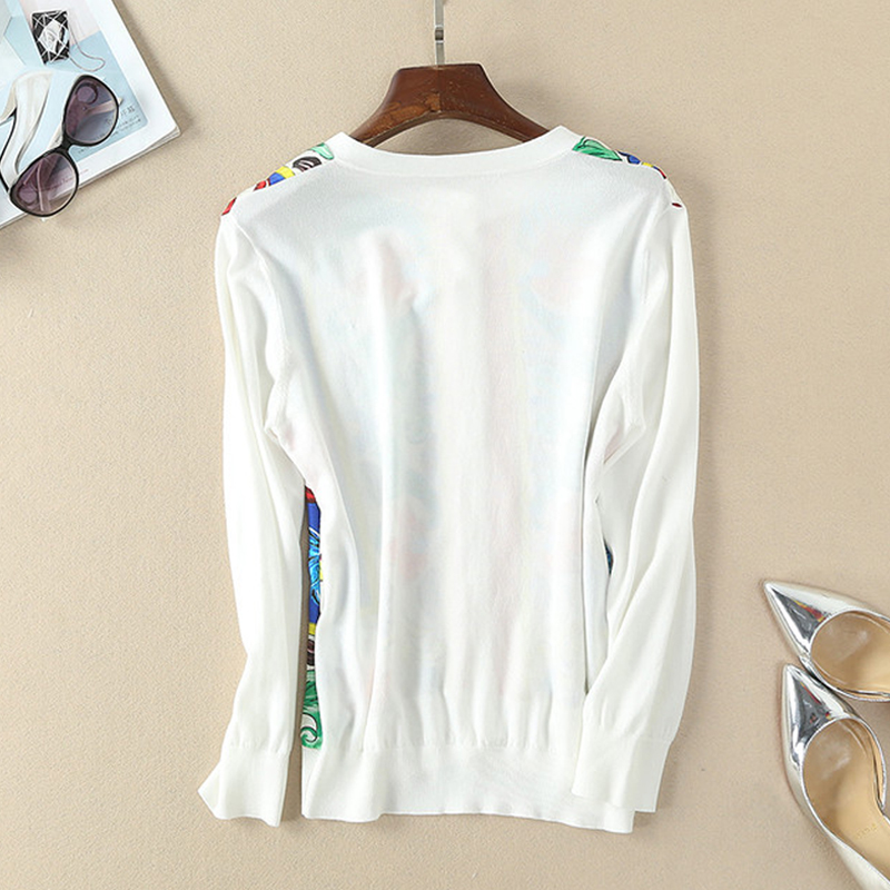 White Last discount Knitted