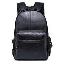 Etonweag Новинка 2017 г. женские бренды итальянский кожаные черные на молнии консервативный стиль ноутбук рюкзаки старинные дорожные сумки моды школьная сумка