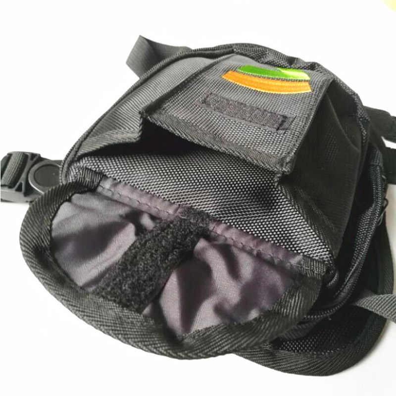 Мода нейлон мужские beltbag мотоциклетные поясная сумка черный большой емкости файла телефон сумка высокого качества талии Чехол для мужчин