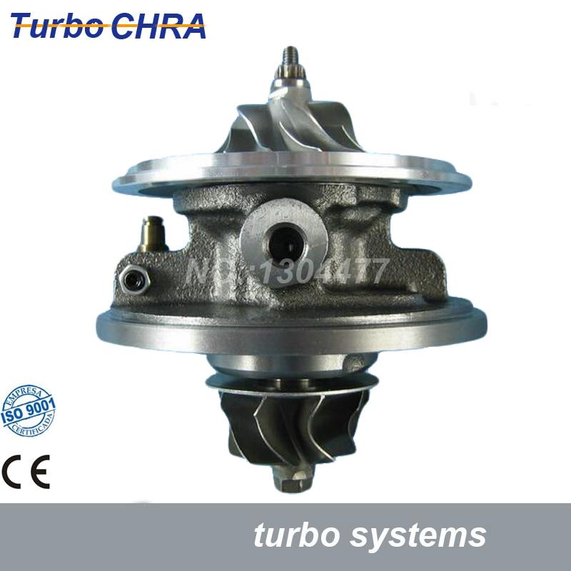Garrett turbocompresseur GT1749V 717858 pour AUDI A4 A6 VW PASSAT B5 B6 SKODA superbe Turbo chra kit de réparation de cartouche