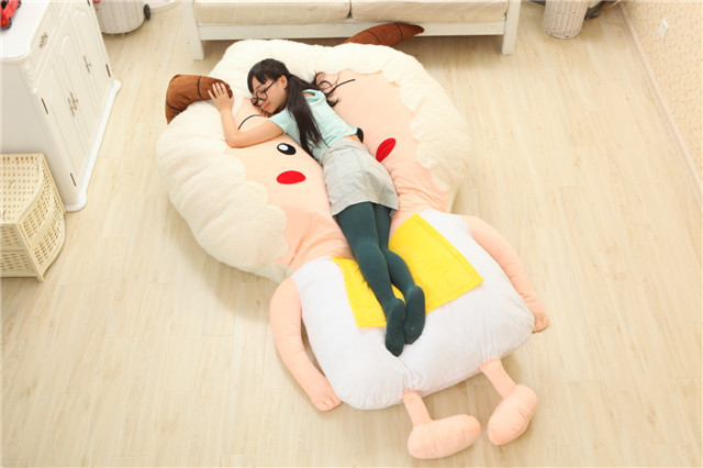 Biggest Cartoon Cushion China Anime Sheep Cushions Home Decor Christmas  Outdoor Decoration Pleasant Goat And Big