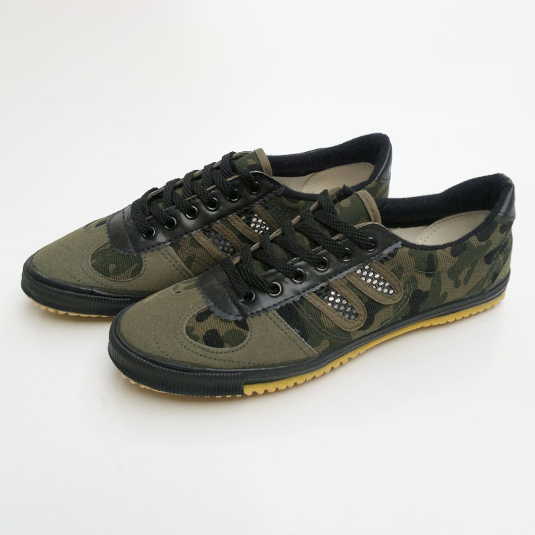 Durable Double Star Gong Fu Shoes 3