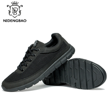 Mesh Men Shoes Big Size 48 49 50 Spring Casual Shoes Men Lace-up Comfortable Breathable Footwear for Man Feminino Zapatos Hombre цена