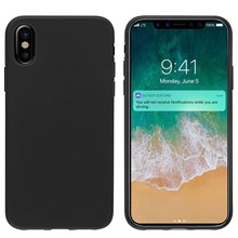 hot deal buy case for iphone x, protective tpu gel case for iphone x 5.8 cover thickness surface with matte for iphonex 5.8