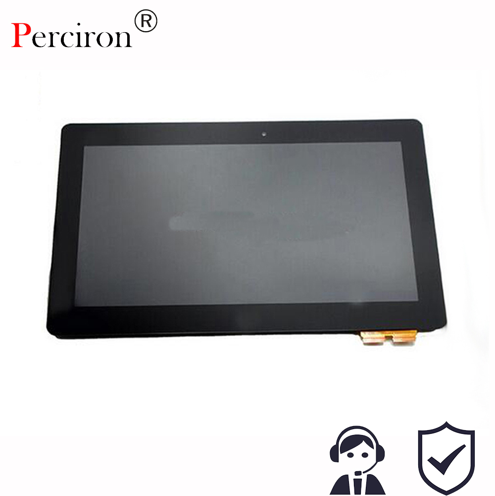 New 10.1'' inch LCD display assembly with touchscreen and frame for ASUS for Transformer Book T100TA T100T T100 Free Shipping new for asus n541l n541la q501l q501la lcd display video cable 1422 01j3000 free shipping