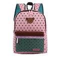 2016 Children School Bags Cute Bear Dot Star Mochila Infantil Escolar Girls Boys Backpack Kid Girl School Book Shoulder Bag 351t