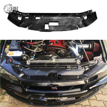 For Nissan Skyline R34 GTR Carbon Fiber Garage Defend Cooling Panel Body Kit Auto Tuning Part For GTR R34 Carbon Cooling Panel цена в Москве и Питере