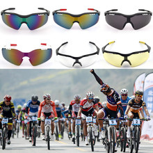 2016 Men Women Cycling Glasses UV400 Outdoor Sports Eyewear Mountain Bike Bicycle Goggles Motorcycle Glasses Sunglasses Hot Sale