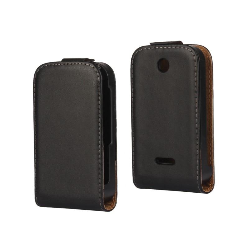 Para nokia asha 230 fudnas caja de accesorios del teléfono móvil de nuevo bolsa