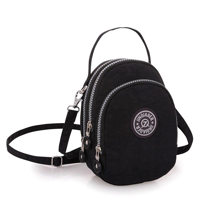 Fashion Women Messenger Bag Purses Handbags Nylon Waterproof Crossbody Bags For Women Hand Bags Female Shoulder Bag Bolsos Mujer цена 2017