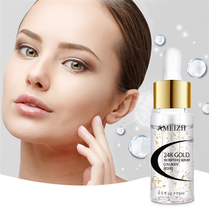 2019  New Ameizii Witch Hazel Pore Shrink Refining Serum Anti-aging Fades Fine Lines To Repair Skin Essence Liquid Face Toner