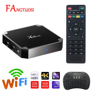 X96 2 GB 16 GB 2.4 GHz 1 GB 8 GB X96mini Set Smart TV Box