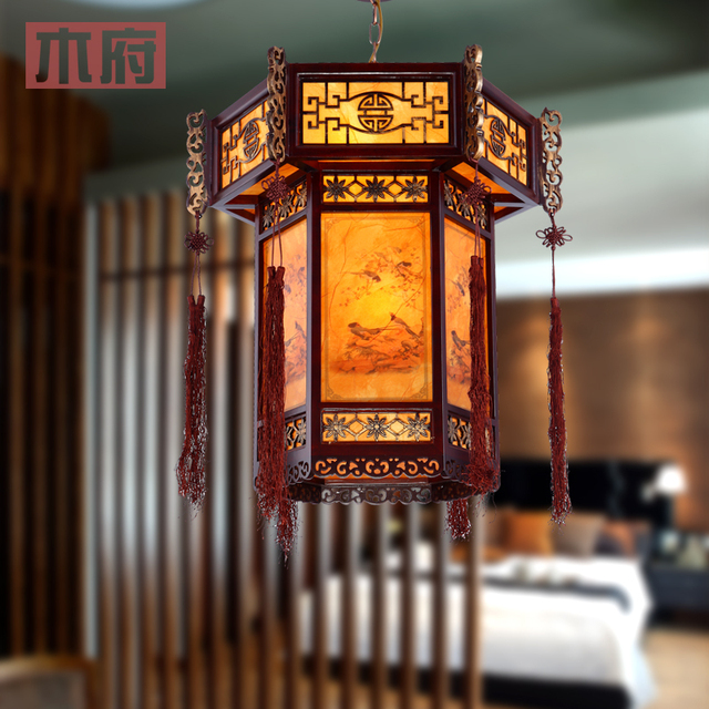 Chinese lanterns classical antique lantern chandelier fashion chinese lanterns classical antique lantern chandelier fashion creative living room study hall light fixtures teahouse restaurant mozeypictures Images