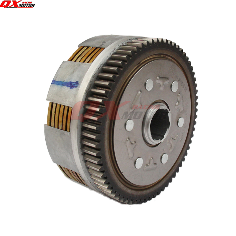 US $54 0 25% OFF|ZS 155Z Engine ZONGSHEN ZS 150 160cc Engine Clutch  Assembly Oil cooled Engine Parts Dirt bike Pit Bike Parts Free shipping on