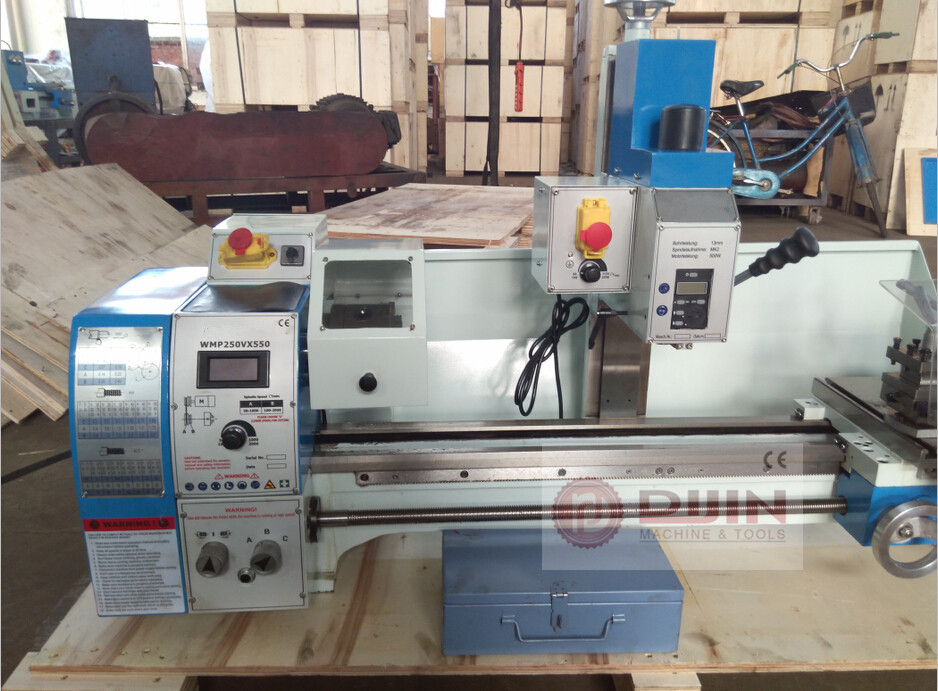 home lathe milling machine