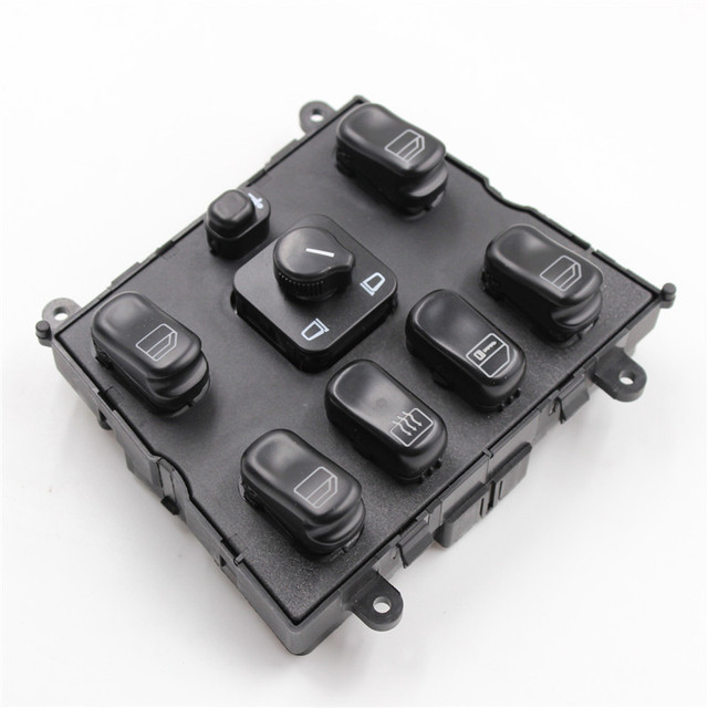 New Brand Power Window Switch for Mercedes-Benz ML320 ML500 ML430 ML55 AMG 1638206610