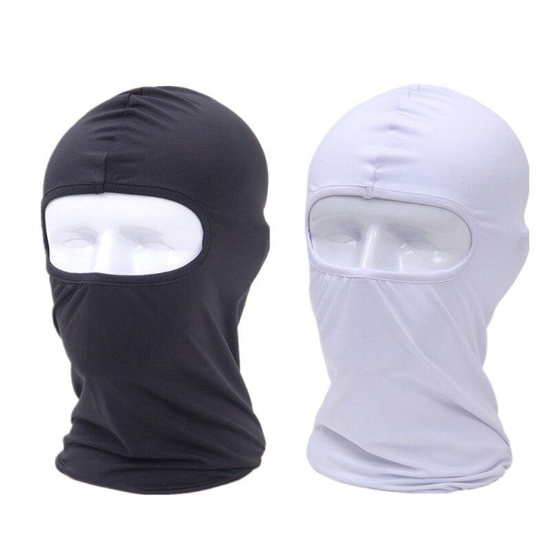Зимние шапки, Балаклава, маска для лица для женщин и мужчин, вязаная шапка, теплая шапка для шеи, колпак, велосипедная Ветрозащитная маска дл...
