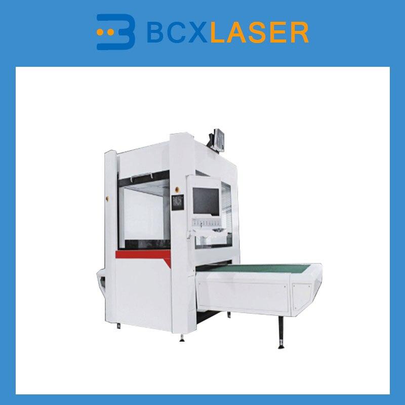 Machine de gravure Laser à balayage galvanomètre rapide pour Jeans et Denim