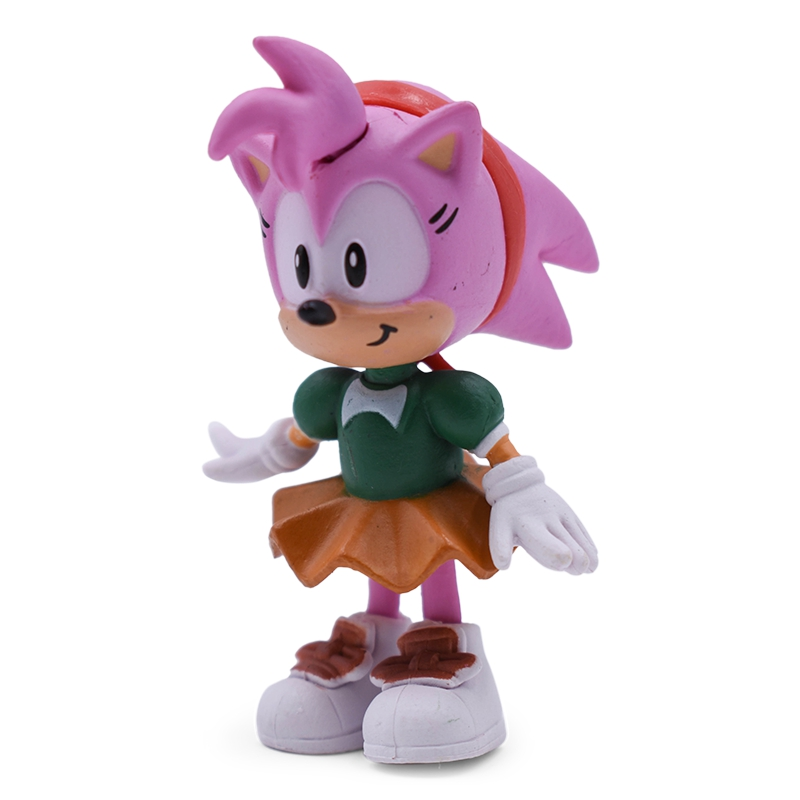 ALI shop ...  ... 32955906415 ... 5 ... Sonic Anime Doll Action Figure Toys Box-Packed 6PCS/SET 2st Generation Boom Rare PVC Model Toy For Children Characters Gift ...
