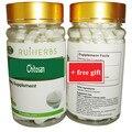 1 Garrafa de Quitosana Cápsula 500 mg x 90 pcs, frete grátis