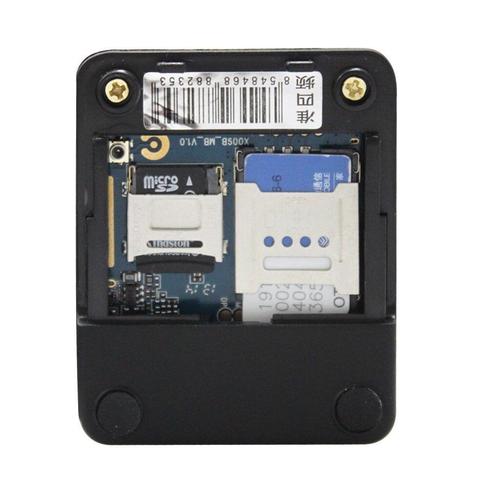 GPS Locator Tracker Mini Cam GSM 2g Écouter Son Audio Enregistrement Vidéo SOS Micro Caméra Véhicule Voiture Animal Enfant enfants