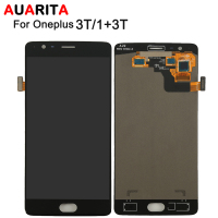 AAA Quality 1pcs LCD For OnePlus 3T A3010 LCD Display Touch Panel Screen Digitizer Assembly For
