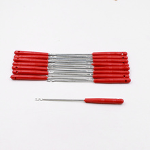1Pcs Fishing off the hook Device Abstract fishing hook Metal steel Special tools 15cm Manual(Buy 4Pcs send 1Pcs)