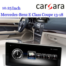Car Video Merce des 10.25 Android Display Vehicle Multifunctional Infotainment Navi For Ben z E Class Coupe 2013 2014 2015 2016