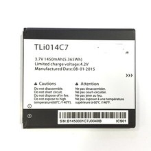 3.7V 1450mAh TLi014C7 For Alcatel OneTouch Pixi First 4024D 4.0 Battery