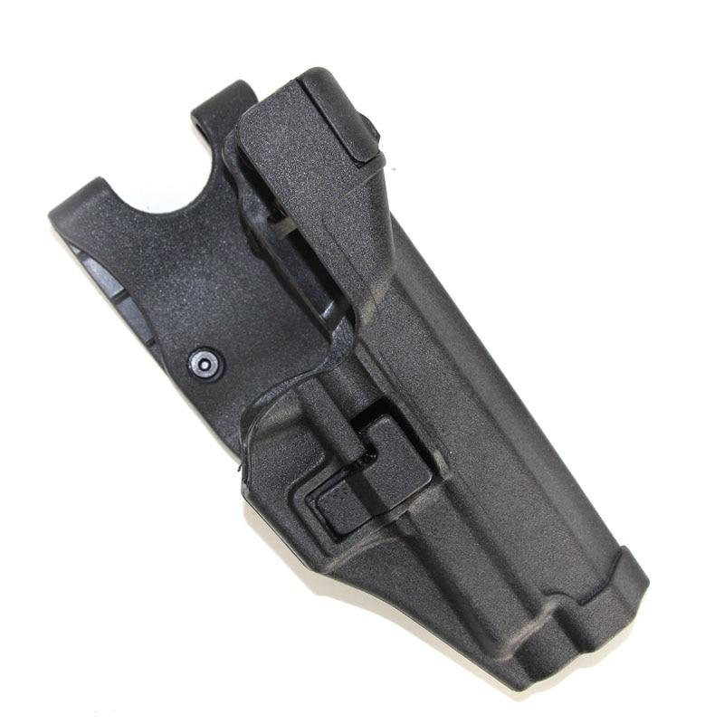 Tactical Sig Sauer P226 P229 Holster Police Quick Waist Paddle Pistol Holster Airsoft Combat Gun LV3 Handgun Accessory|Holsters| |  -