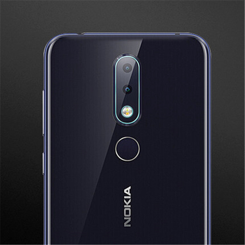 HD Back Camera Lens Tempered Glass Protective Film For Nokia 7.1 6.1 5.1 3.1 Plus Screen Protector For Nokia 8 Sirocco 7 Plus